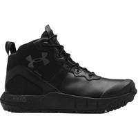 Παπούτσια Άνδρας Ψηλά Sneakers Under Armour Micro G Valsetz Μαύρος