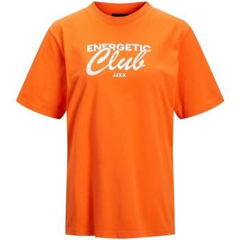 T-shirt με κοντά μανίκια Jack & Jones T-shirt femme bea [COMPOSITION_COMPLETE]