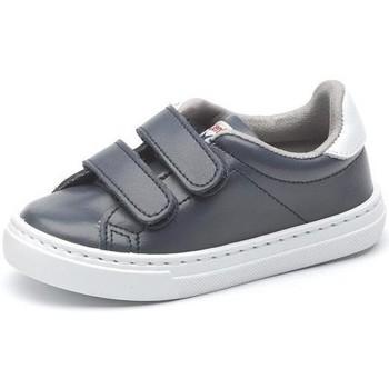 Παπούτσια Κορίτσι Χαμηλά Sneakers Cienta Chaussures fille  Deportivo Scractch Piel bleu marine