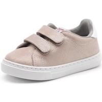 Παπούτσια Κορίτσι Sneakers Cienta Chaussures fille  Deportivo Scractch Glitter rose