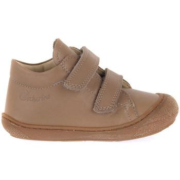 Παπούτσια Κορίτσι Μπότες Naturino FALCOTTO D08 COCOON VL NAPPA TAUPE Marrone