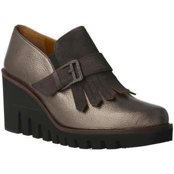 Παπούτσια Γυναίκα Derby & Richelieu Durá - Durá  Gris