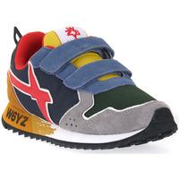 Παπούτσια Κορίτσι Sneakers W6yz 2B08 JET VL J DARLK GREY Grigio
