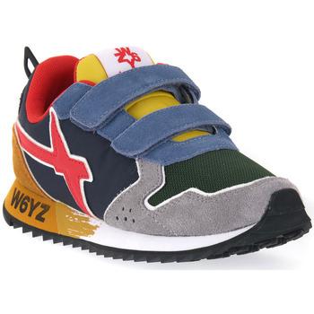 Sneakers W6yz 2B08 JET VL J DARLK GREY [COMPOSITION_COMPLETE]