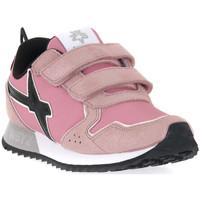Παπούτσια Κορίτσι Sneakers W6yz 0M03 JET VL J GLITTER ROSE Rosa