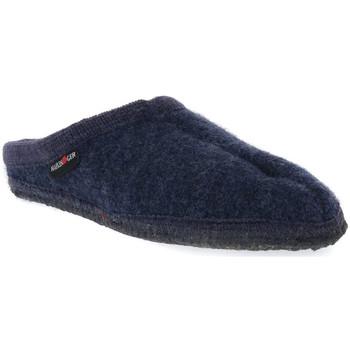 Παπούτσια Γυναίκα Παντόφλες Haflinger ALASKAJEANS WALKSTOFF CALZ G Blu