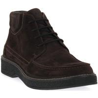 Παπούτσια Άνδρας Μπότες IgI&CO CLAYTON Marrone