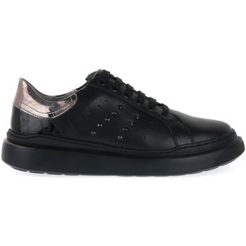 Παπούτσια Γυναίκα Χαμηλά Sneakers Keys SNEAKER BLK Nero