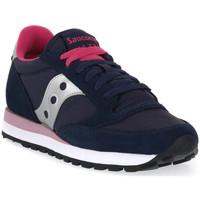 Παπούτσια Γυναίκα Sneakers Saucony JAZZ NAVY PINK Blu