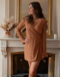 Υφασμάτινα Γυναίκα Ολόσωμες φόρμες / σαλοπέτες Céleste NOYER Camel