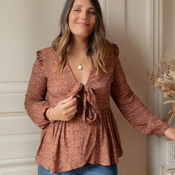 Υφασμάτινα Γυναίκα Μπλούζες Céleste ROSSIGNOL Multicolour