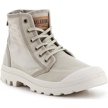 Ψηλά Sneakers Palladium Hi Denim U 76230-379-M [COMPOSITION_COMPLETE]