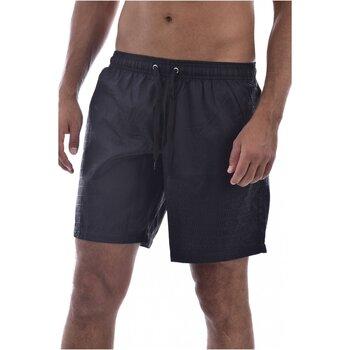 Υφασμάτινα Άνδρας Μαγιώ / shorts για την παραλία Moschino V6122 Black