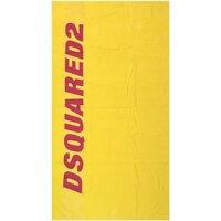 Σπίτι Γυναίκα Πετσέτες και γάντια μπάνιου Dsquared D7P002430 Yellow