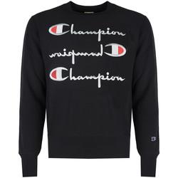 Υφασμάτινα Άνδρας Φούτερ Champion  Black