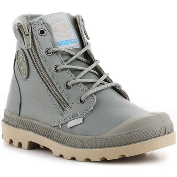 Ψηλά Sneakers Palladium Pampa Hi Cuff WP K 53476-344-M [COMPOSITION_COMPLETE]