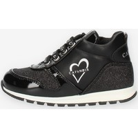 Παπούτσια Κορίτσι Ψηλά Sneakers Café Noir C1530 Black