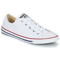 Παπούτσια Γυναίκα Χαμηλά Sneakers Converse ALL STAR DAINTY OX Άσπρο / Red