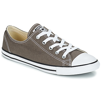 Παπούτσια Γυναίκα Χαμηλά Sneakers Converse ALL STAR DAINTY OX Anthracite
