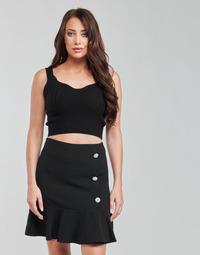 Υφασμάτινα Γυναίκα Μπλούζες Moony Mood  Black