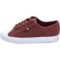 Παπούτσια Άνδρας Χαμηλά Sneakers DC Shoes Manual RT S το κόκκινο