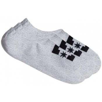 Αξεσουάρ Αθλητικές κάλτσες  DC Shoes 3 PackLiner Γκρί