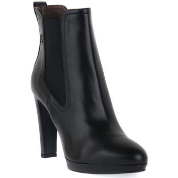 Παπούτσια Γυναίκα Χαμηλές Μπότες NeroGiardini NERO GIARDINI  NAPPA PANDORA Nero