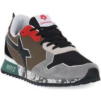 Παπούτσια Άνδρας Χαμηλά Sneakers W6yz 1B95 JET M BALCK ZUCCA Grigio