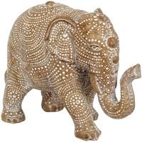 Σπίτι Αγαλματίδια και  Signes Grimalt Φιγούρα Ελέφαντα Marrón