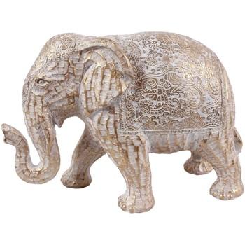 Σπίτι Αγαλματίδια και  Signes Grimalt Φιγούρα Ελέφαντα Blanco