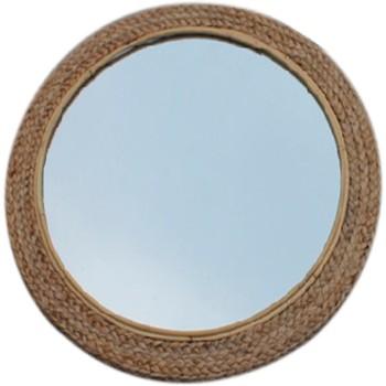 Σπίτι Καθρέπτες Signes Grimalt Καθρέφτης Beige