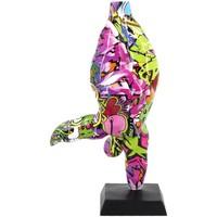 Σπίτι Αγαλματίδια και  Signes Grimalt Φιγούρα Χορευτή Multicolor