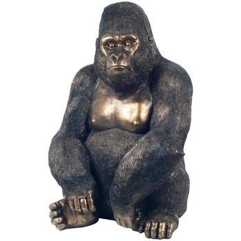 Σπίτι Αγαλματίδια και  Signes Grimalt Μαϊμού, Φιγούρα Γορίλα Negro