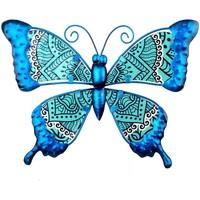 Σπίτι Αγαλματίδια και  Signes Grimalt Σχήμα Πεταλούδα Azul