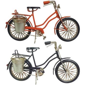 Σπίτι Αγαλματίδια και  Signes Grimalt Ποδήλατο Set 2 U Multicolor