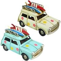 Σπίτι Αγαλματίδια και  Signes Grimalt Αυτοκίνητο Set 2 U Multicolor
