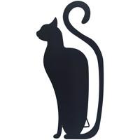 Σπίτι Αγαλματίδια και  Signes Grimalt Γάτα Negro