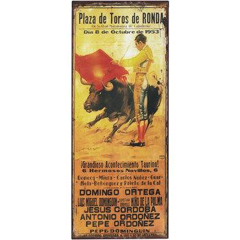 Σπίτι Αφίσες Signes Grimalt Πλάκες Για Τους Τοίχους Αρένα Ταυρομαχίας Marrón