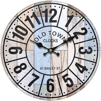 Σπίτι Ρολόγια τοίχου Signes Grimalt Ρολόι Τοίχου 34 Cm. Gris
