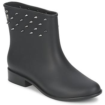 Παπούτσια Γυναίκα Μπότες Melissa MOON DUST SPIKE Black