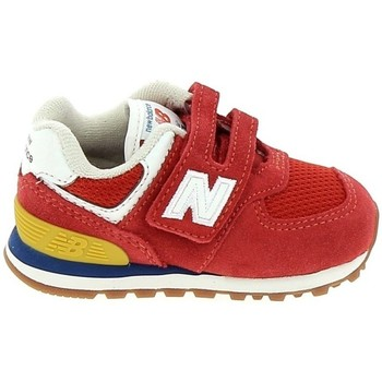 Xαμηλά Sneakers New Balance IV574 BB Rouge [COMPOSITION_COMPLETE]