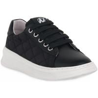 Παπούτσια Κορίτσι Χαμηλά Sneakers Naturino A01 NIXOM PLATINO Nero