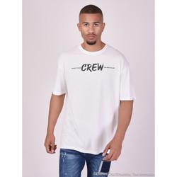 Υφασμάτινα Άνδρας T-shirts & Μπλούζες Project X Paris  Άσπρο