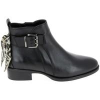 Παπούτσια Γυναίκα Μποτίνια Goodstep Boots Estele Noir Black