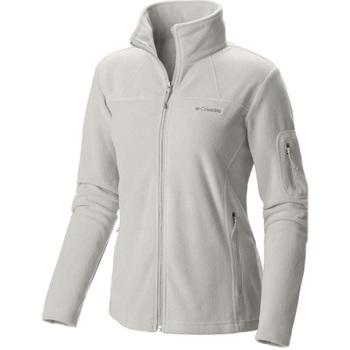 Υφασμάτινα Γυναίκα Fleece Columbia Fast Trek II Jacket Blanc
