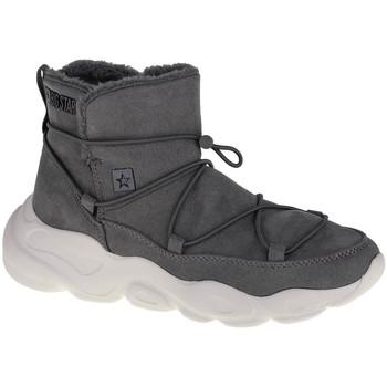 Παπούτσια Γυναίκα Snow boots Big Star Shoes Grise