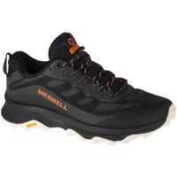 Παπούτσια Άνδρας Πεζοπορίας Merrell Moab Speed Noir