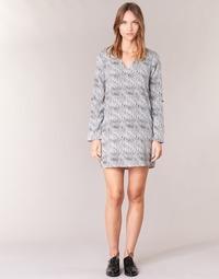 Υφασμάτινα Γυναίκα Κοντά Φορέματα Vero Moda COOLI Black / Άσπρο