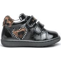 Παπούτσια Παιδί Ψηλά Sneakers NeroGiardini I018166F Μαύρος