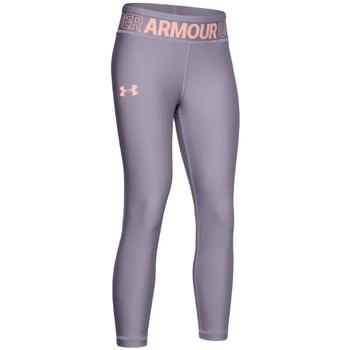 Υφασμάτινα Κορίτσι Κολάν Under Armour HG Ankle Crop K Violet